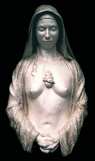 image Virgin mary i have always been a respected